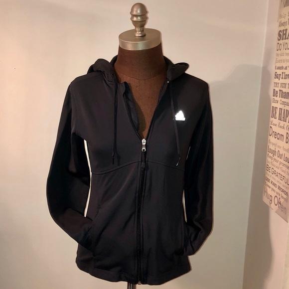 adidas Jackets & Blazers - Adidas ladies Climawarm Team Athletics Hoodie, Med